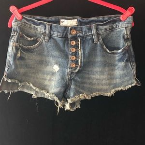 Sz 26 Free People shorts